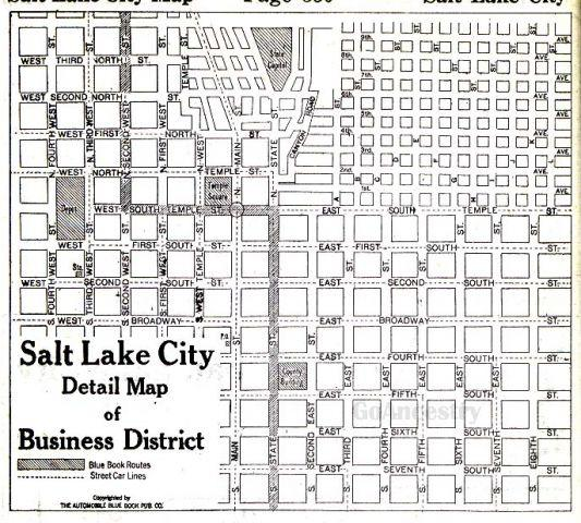 Salt Lake City 1920