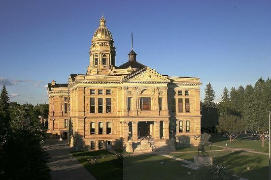 Wyoming State Capital