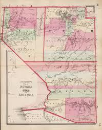 Early Tri-State Map