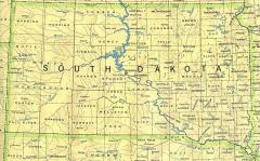 South Dakota Counties
