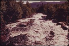Magalloway River, Western Maine