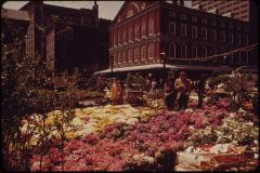 Faneuil Square Outdoor Market, Boston
