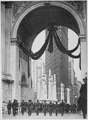 Victory Arch, New York City 1919