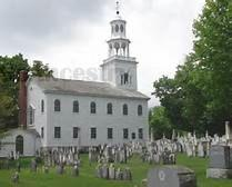 Old Congressional Church Cemetery, Bennington Vermont