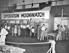 Operation Moonwatch Event, Biloxi Mississippi