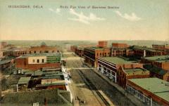 Business Section, Muskogee OK