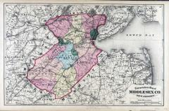 Middlesex County 1872