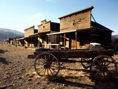 Ghost Town, Wyoming