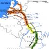 Rheinland Map
