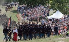 Civil War Re-enactment