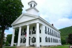 Windham County Court House, Newfane Vermont