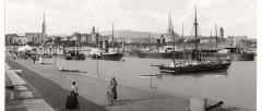 Dublin 19th century port
