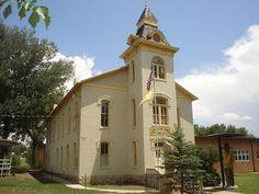 Old Colfax County Courthouse