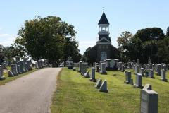 Chestnut Level Presbyterian and New Cemetery