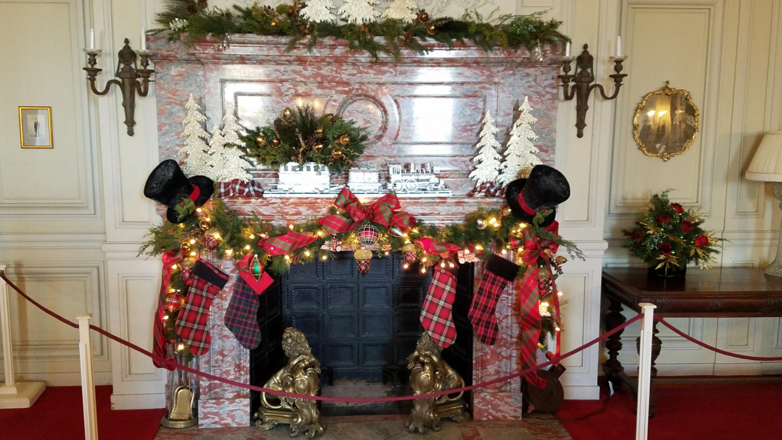 Top Hat Fireplace