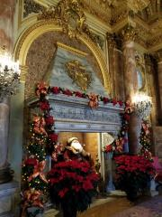 Christmas at The Breakers, Rhode Island - Dining Room