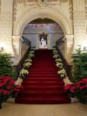The Breakers stairway