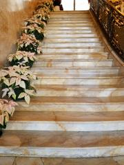 Marble House Stairway
